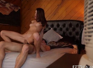 Creampie tight pussy