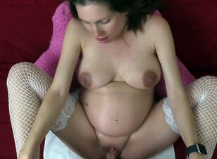 Fucked on her belly