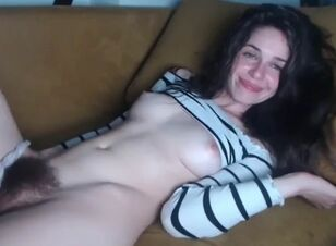Young hairy mexican pussy
