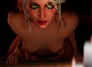 Witcher hentai