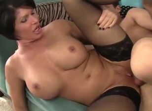 Hot mom and son sex