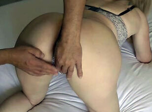 Big pale ass anal