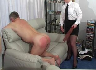 Spanked humiliation